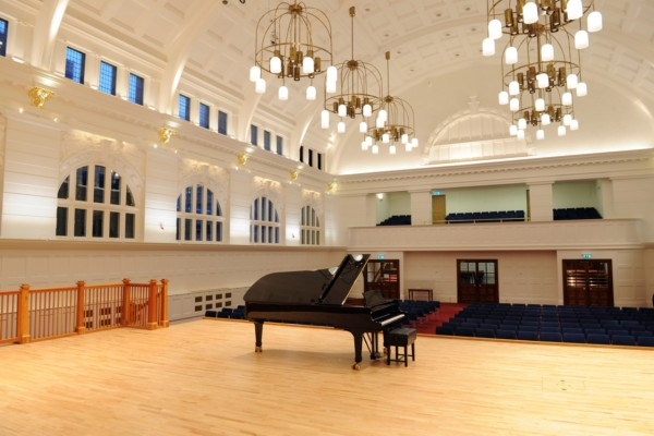 Amaryllis Fleming Concert Hall