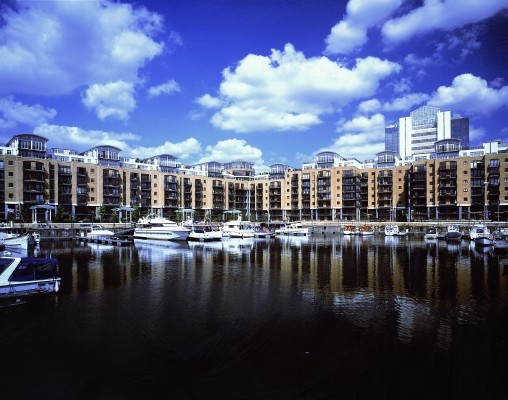 City Quay, St Katherine's Dock