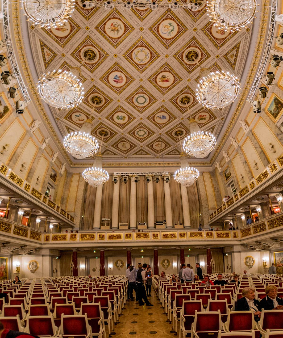 Cole Jarman Konzerthaus Berlin Interior 2