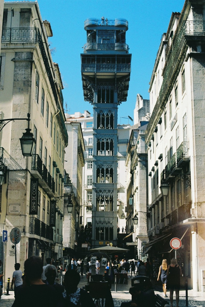 Cole Jarman Lisbon Tower